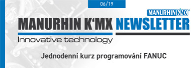 MANURHIN K'MX NEWSLETTER 06/19 foto